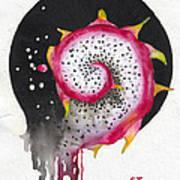 Fluidity 02 - Elena Yakubovich Poster