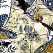 Flying Fish No. 3 - Study No. 2 Poster