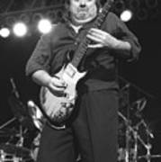 Foghat Guitarist Rod Price Poster