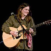 Folk Musician Denise Franke Poster