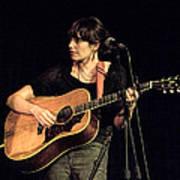Folk Singer Pieta Brown Poster