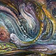 Fomorii Interior II Poster