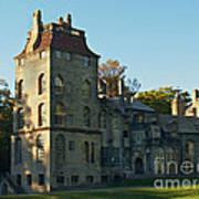 Fonthill Castle In September - Doylestown Poster