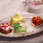 Food - Sweet - Cake - Grandma's Treats  Poster