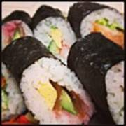 #food#lunch#sushi#japan ランチ Poster