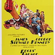 Fools Parade, Bottom L-r James Stewart Poster