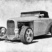 Ford 32 Roadster Poster