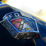 Ford Crest Poster
