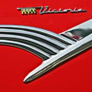Ford Crown Victoria Emblem Poster