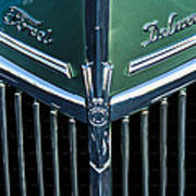 Ford Deluxe V8 Poster