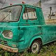 Ford Econoline Pickup Poster