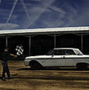 Ford Galaxie 500 6 Poster