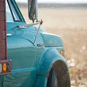 Ford Grain Truck Poster