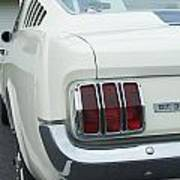 Ford Mustang Gt 350 Poster