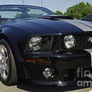 Ford Mustang Roush Poster