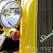 Ford Roadster - 1932 Poster