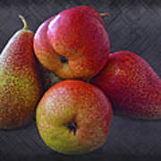 Forelle Pears Poster
