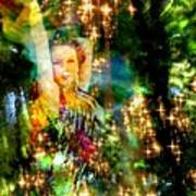 Forest Goddess 4 Poster