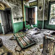 Forgotten Dreams - Interior Poster