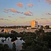 Fort Lauderdale Scene Poster