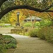 Fort Worth Japanese Gardens-040 Poster