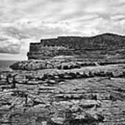 Fortress Aran Islands Poster