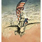 Forward America Poster