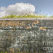 Fourt Moultrie Battery Jasper Wall Poster