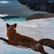 Fox Hunt 1893 Poster