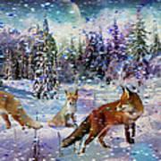 Fox Storm Poster