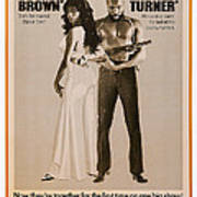 Foxy Brown On Combo Poster With Truck Poster