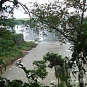 Foz Do Iguacu Poster
