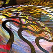 Fractals - Snake Poster