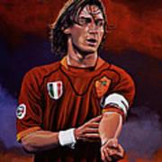 Francesco Totti Poster
