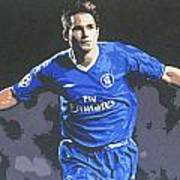 Frank Lampard - Chelsea Fc Poster