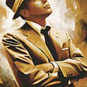 Frank Sinatra Artwork 1 Poster