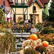 Frankenmuth Fall Poster