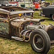 Frankenstein '28 Model A Sedan Poster