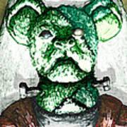 Frankenstein's Koala Poster