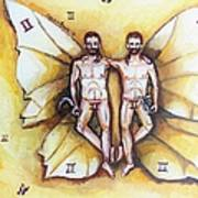 Free As A Gemini Poster