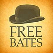 Free Bates Poster