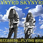 Freebirds Flying High Poster