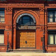 Freemasons Hall, Factors Walk Poster