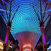 Freemont Street Experience One Poster