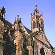 Freiburg Gothic  Poster