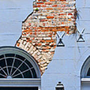 French Quarter Architecture Poster