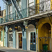 French Quarter Art And Artistry Poster
