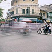 Frenetic Hanoi Poster
