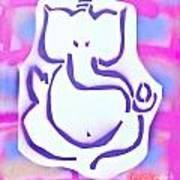 Fresh Ganesh 3 Poster by Tony B Conscious