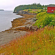 Friar's Bay By Campobello Island-nb Poster